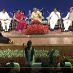 PM Shri @narendramodi speaks to Ms.Pooja Sharma on the eve of #TeachersDay http://t.co/w5g4wZ8wnQ