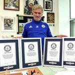 "Jose Mourinho: ""The fact they gave me the awards in a way that I can put them up in my office is nice."" http://t.co/qMjkhBdsZY"