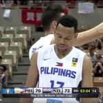 Castro hits two free throws ties game 72-all! #LabanPilipinas #PUSO http://t.co/8tMQRxpxwz