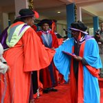 the @uonbi makes history today after awarding the first doctor of laws degree #uongraduation http://t.co/CpOoDn3AXR