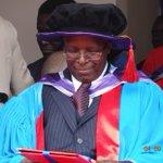 Supreme Court Judge Hon. Justice Jackton Ojwang graduates with Doctor of Laws degree #uongraduation @citizentvkenya http://t.co/Fv6UBhH0U0