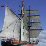 Historic tall ship Zebu sinks in Albert Dock http://t.co/jm3D2JHHXY http://t.co/zuTnieVtBS