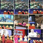 In Images: PM Shri @narendramodi at interaction with school students on #TeachersDay : http://t.co/Yz6on5U9Qs http://t.co/FPxt8NiSqe