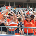 Its College Colors Day! Post your UVA photos using #collegecolors & #Wahoowa for a chance to win trip to Pitt game! http://t.co/t8OzPf28lJ