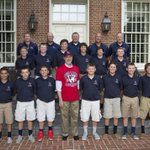 PHOTOS: #RedLandLL U.S. Champions visited the Residence yesterday to celebrate → http://t.co/tvYHqi5Pub 🎉 http://t.co/GUHqP2tFID