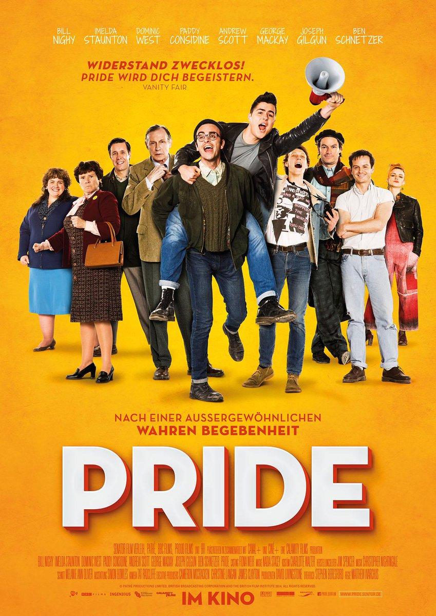 【明日から】『パレードへようこそ』9/5(土)〜9/11(金) 14:35 サッチャー政権下英国。ストライキを起こした労働者と共に闘ったのは、ロンドンのレズビアン&ゲイの若者だった!境遇の違う人々をつないだ友情と感動の実話。 http://t.co/q2Vv3uF3mu