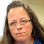 U.S. county clerk Kim Davis jailed for contempt over same-sex marriage licences http://t.co/2ckWj2Y7J3 http://t.co/QKpWq5jn2S