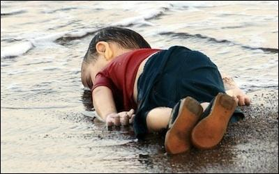 .@TarekFatah: #Saudis, #Turks, & #liberals responsible for death of Syrian kid #AlanKurdi. http://t.co/tbB50W0dDF http://t.co/rC5SvnJckT
