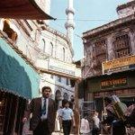 Charles Samzın objektifinden #istanbul (1971) http://t.co/1UMrrjxswO
