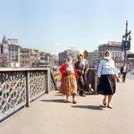Charles Samzın objektifinden #istanbul (1971) http://t.co/ihMYrYl2CD