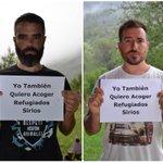 Los fundadores del Santuario de animales Gaia se ofrecen a acoger refugiados http://t.co/5v3SZwdH9Y