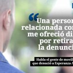 EXCLUSIVA   Habla el agente de movilidad que denunció a Esperanza Aguirre http://t.co/iOZbo2nGaH http://t.co/d85Nc4kqN9