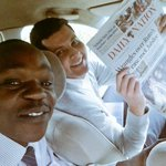 With @JuanMVilla who has told me to tell @dailynation that he likes their paper. http://t.co/YdQ0y4LUNc