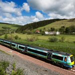 This special train is making its way through #Edinburgh #Midlothian and #ScottishBorders this morning! #eyespeeled http://t.co/djEz7KE4VU