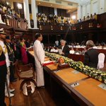 Taking oaths as Minister of National Policy and Economic Affairs #SriLanka. http://t.co/3MFlZp9xaJ