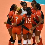 African champions Malkia Strikers take on Korea in #FIVBWWCup; Kenya has lost first set (16-25). @seancardo http://t.co/TdMvuYMVD7