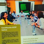 Hoy en Santiago nace @compolitica Galicia, liderado por @EladioJardon... Enhorabuena http://t.co/aCJGjGndfa