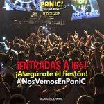 ¡Ya va quedando menos para la #GRANNOCHE del 17 de Octubre en Groove con #PaniCenPaniC ????MUCHAS http://t.co/7PZcZZLcIW http://t.co/d7YWibNW8R