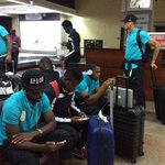 Photos: Super Eagles Arrive Tanzania Ahead Of AFCON Qualifiers http://t.co/fsQVOYzMxD http://t.co/0hflURDpHN
