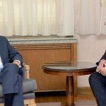 Уочи посете САД, са амбасадором Кирбијем о могућностима за унапређење сарадње у свим областима. @USEmbassySerbia http://t.co/jqkBk6bhUw