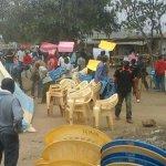 Kalonzos meeting disrupted by rowdy youths in Kasikeu, Makueni County. http://t.co/E6wkRh1SXg