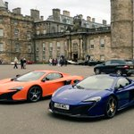 Were having a fabulous time this afternoon at the @ConcoursUK at #Holyroodhouse - so many beautiful cars! #Edinburgh http://t.co/zohHZbhqPr