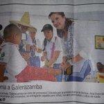 Y la primavera llegó a Galerazamba con el @bolivarganador @GrupoOrbis @anaegomezh @JCGossain @ElUniversalCtg http://t.co/XrRjvBuwgv