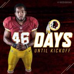 RT @dcsportsbog: Redskins countdown to kickoff hit a snag when it reached 10 days http://t.co/YtiPtgPu9T