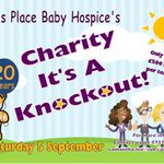"R staff excited 2 be taking part n @Zoes_Place #Hospice #Liverpool ""Its a Knockout"" on Sat http://t.co/TQKEQKyiu9 http://t.co/731t0nE8BV"