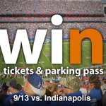 CONTEST! RT & follow to win tix & parking pass to #Bills Home Opener - Winner anncd @ 2PM! #BillsMafia #nthDegree http://t.co/Nf5T5kdCrh