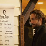Ichabod has a lot on his plate. Whats on your menu for the #LaborDayWeekend? #SleepyHollow http://t.co/PItj8EwzBl