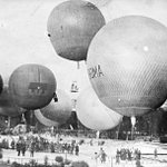 View images fr @avspacemuseum Archives this wknd @HotAirBalloonG #Gatineau #balloons #history #ottawa #longweekend http://t.co/AqJD3TWvFj