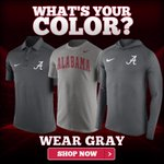 Crimson Tide Nation, its #CollegeColors Day! Are you wearing your Colors? #RollTide http://t.co/5Ps7HZoWIh http://t.co/6kgHrhM0rI