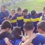 #EMOCIONANTE La increíble charla motivadora de un nene de 7 años que juega en Boca http://t.co/zeGYBMfBAZ #20m http://t.co/fXa13fNbd8