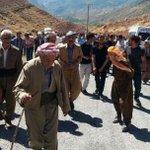 Pkklı teröristlerce Şemdinliye ulaşımı engellenen Konur Vadisinde yaşayan köylüler,Pkk terörüne tepki gösterdiler. http://t.co/fPG6kaLOIE