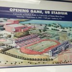 22 years ago today the Bulls played their first ever game inside UB Stadium http://t.co/jx03yS65QL