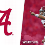 Hey @UA_Athletics fans! Ive got my gear on for #CollegeColors Day. Send me your best #RollTide wearing yours! http://t.co/0drBoJ8KZL