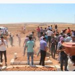 Drowned Syrian boys and mother have been buried in hometown of Kobani. http://t.co/cRu8KpQQhJ http://t.co/6IxyPVunLC