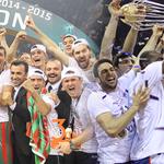 .@AnadoluEfesSK ve @KSKBasket karşı karşıya geleceği 31. Cumhurbaşkanlığı Kupası 7 Ekim'de Samsun'da Oynanacak! http://t.co/Ln7EimUqLs