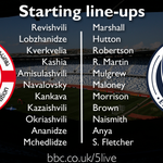Team news in from Tbilisi. Can Scotland get those valuable #EURO2016 3 points? Were live in the Dinamo Arena #GEOSCO http://t.co/YnxzCcNknC