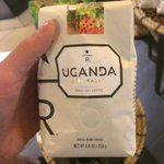 """ RT rpbyaru: Great stuff, Uganda coffee hits the Starbucks stores.. Met Jacob Elster at #UNAA http://t.co/8AuOu29jq6 "" - Donald Trump #D…"