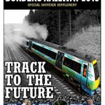 Did you get your special Borders Rail souvenir supplement in todays paper? If not, go buy it for the headline alone http://t.co/OhU5Zjq4JQ