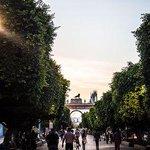 Muy buenos días!! Desde el Arco de la Calzada, Leon Gto :D http://t.co/eDmr1qH6FX