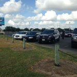 Were lining up outside the @RRExpress. Almost set to honor Dep. Goforth. #rrpd http://t.co/IQ8rZHd6Of