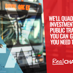 .@JustinTrudeaus plan quadruples investment in public transit to get you where you need to go, faster. http://t.co/hVNIulqHgS