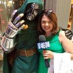 Just met Dr. Doom @DragonCon @hyattatlanta #DragonCon2015 so cool! http://t.co/kTubHluxJd