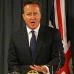 Cameron advierte a Mas que si Cataluña se independiza saldrá automáticamente de la UE http://t.co/sg4OhDLQvq http://t.co/pvMtC56DhD