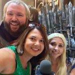 Game of thrones @DragonCon @hyattatlanta @cbs46 #dragoncon2015 #gameofthrones http://t.co/FWZgZHxrFq