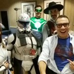 DragonCon2015 #SuperPaul @DragonCon is expected to draw a crowd of more than 65k to #ATL.http://t.co/NReLDnEt8l http://t.co/d38wa4bbiq