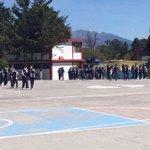 #VolcánCotopaxi. Con planes de contingencia en planteles educativos garantizamos seguridad de los estudiantes. http://t.co/7FHlIGCEgT